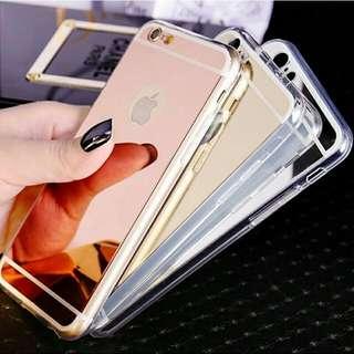 SALE iPhone/Samsung MIRROR Phone CASE