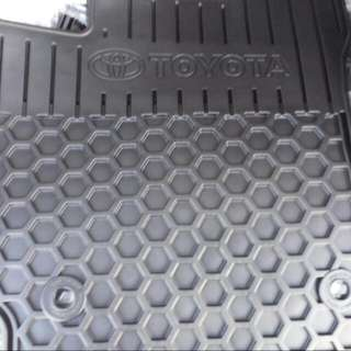 Toyota Car Mats 4pc Sets