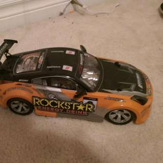 A New Race Car