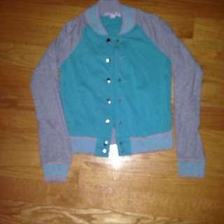 Forever 21 Varsity Sweater