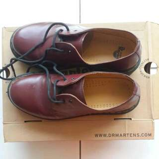 Dr. Martens 1461 W Smooth