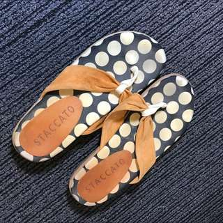 staccato slippers