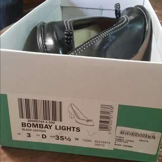 Clarks Bombay Lights Leather Shoes