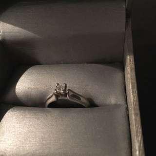 Arctic brilliance Canadian Diamond Ring