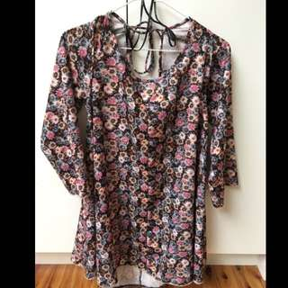 Somedays Lovin Floral Dress