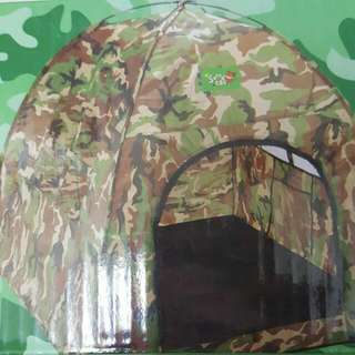 (Nego To Let Go) Kids Tent