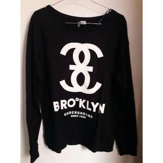 Sweatshirt by DIVIDED H&M