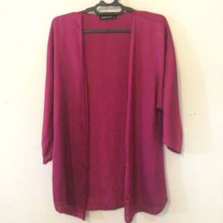 Simplicity pink outer