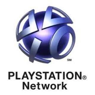 (UK) PlayStation Network Card