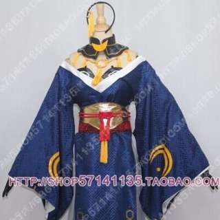 Touken Ranbu Cosplay Female Mikazuki Munechika FULL SET