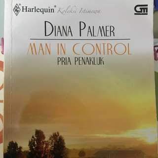 Novel Diana Palmer (Man In Control)