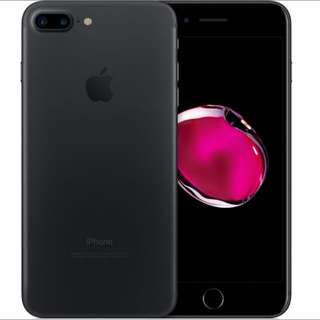 iPhone 7 32GB Matt Black