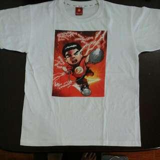 FrancisM. White T-shirt