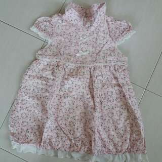 (Used) Baby & Girl Clothed