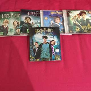 Harry Potter 1-5 ( 1 set )