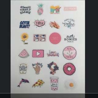 Tumblr Sticker Page 4