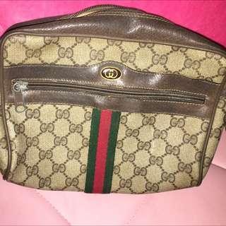 Gucci 中古斜孭袋
