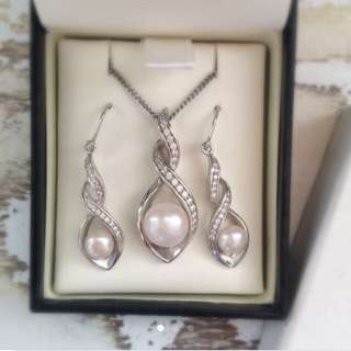 Gorgeous Pearl Set (Wallace bishop)