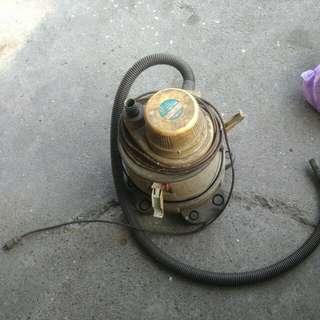 少用的吸塵器