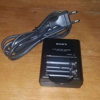 SONY AA Battery Charger
