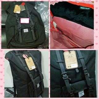 Original Black Herschel Bag