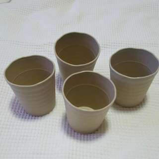 Plant Pots - Set of 4