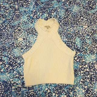 Size S White Top