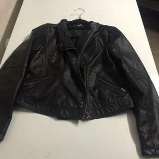 Dotti Leather Jacket