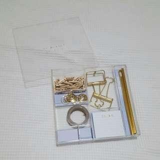 Kikki.k. Stationery Set