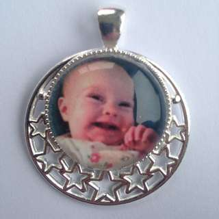 Custom photo jewellery
