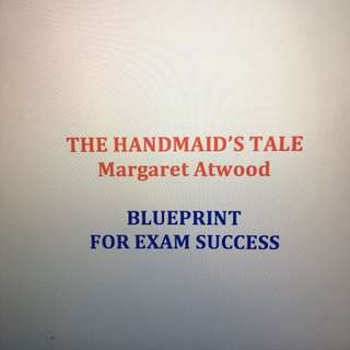 The Handmaid's Tale 💄Study & Revision Guide