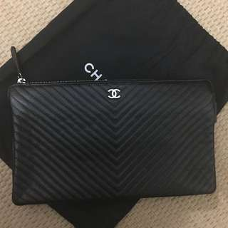 Chanel Wallet Purse 100% Authentic