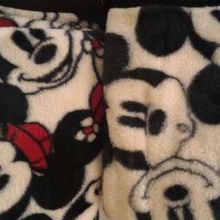 米奇米妮 毛毯