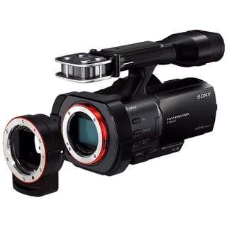 Sony Nex-vg900e Full Frame Camcorder