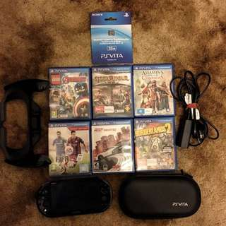 Ps vita (Bundle)
