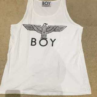Boy London Oversized Singlet