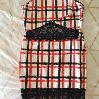 Tartan - Crop & Skirt Set