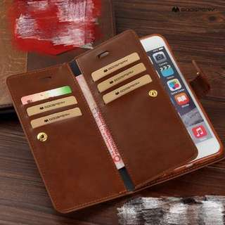 iPhone Cases Wallet With Card Holder