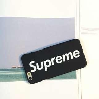 Supreme iPhone Cases 6/6s