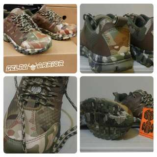 Sepatu Under armour, Running Kets Hiking Airsoft Outdoor