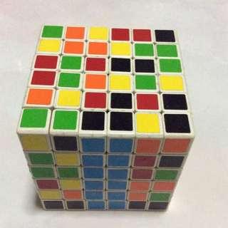 Rubik Cube 6 X 6 (Price Reduced)