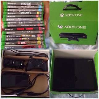 Xbox One 500gb Prices Negotiable