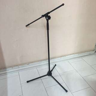 [RESERVED] Boom Mic Stand