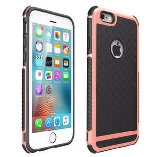 [PO] Shockproof Case For iphone 6 (Rose Gold)