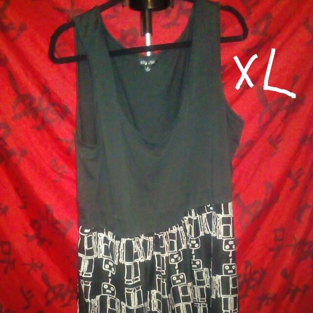 4x City Chic Size XL Dresses