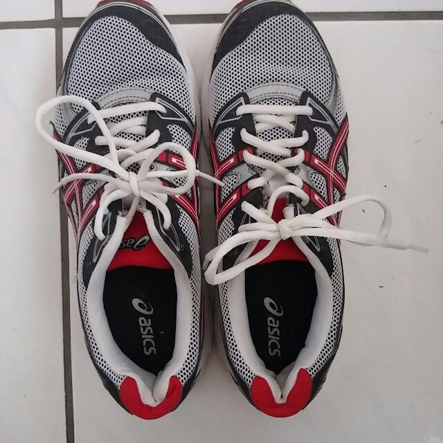 Asics 跑步鞋(26cm 26.5cm 27cm可穿)  US 9(樹林大安路507號自取)(可寄)