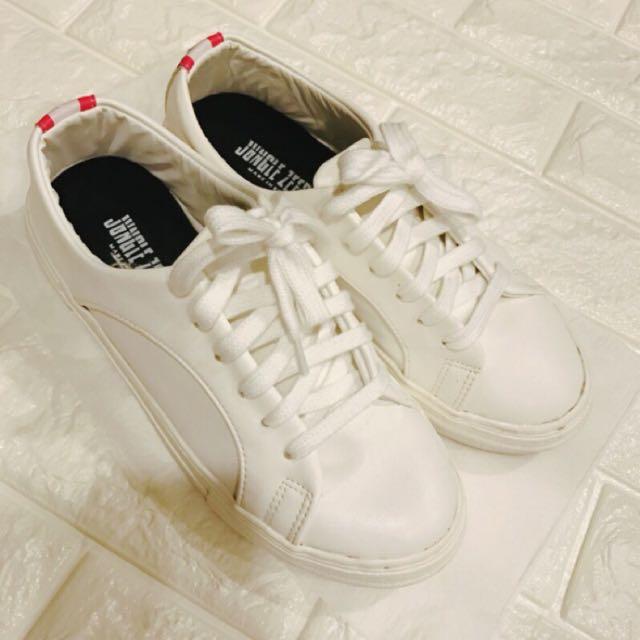 韓國空運必備白鞋