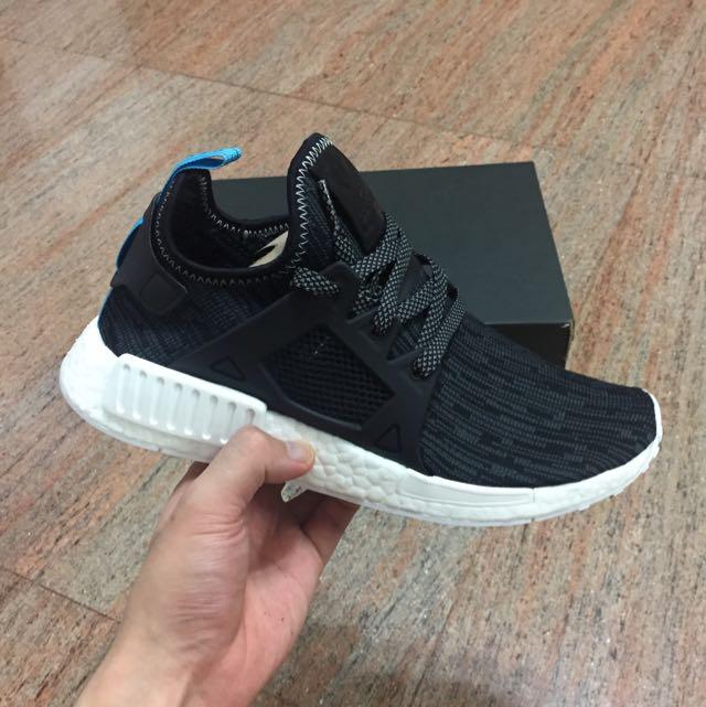 2aa7d619f Adidas Nmd Xr1 Black Glitch Camo