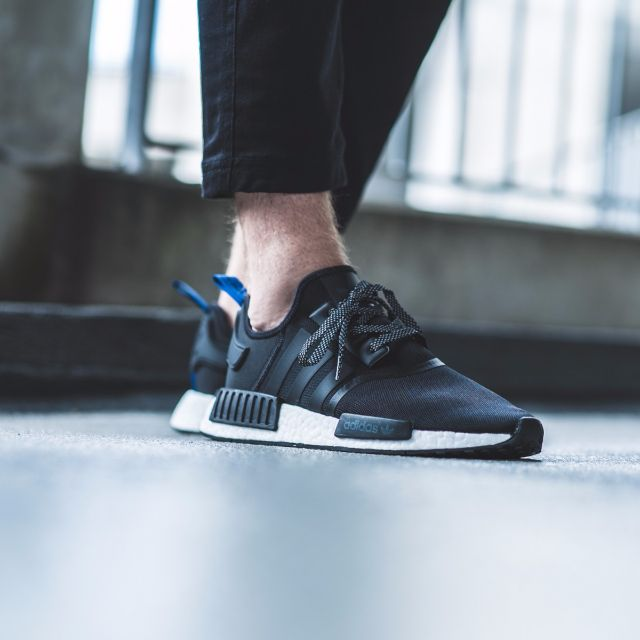 official photos bea24 7f226 Adidas Originals NMD R1 S31515 Black (Limited Edition ...