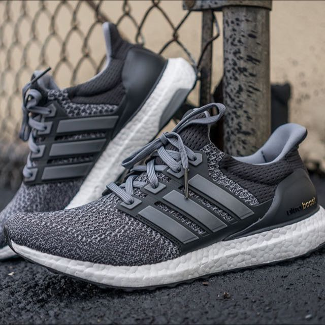Adidas Ultra Boost - Mystery Grey 1fa882b3cc04